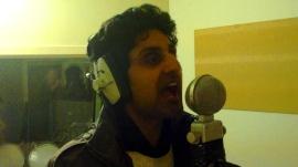 Dasein Petals in the studio